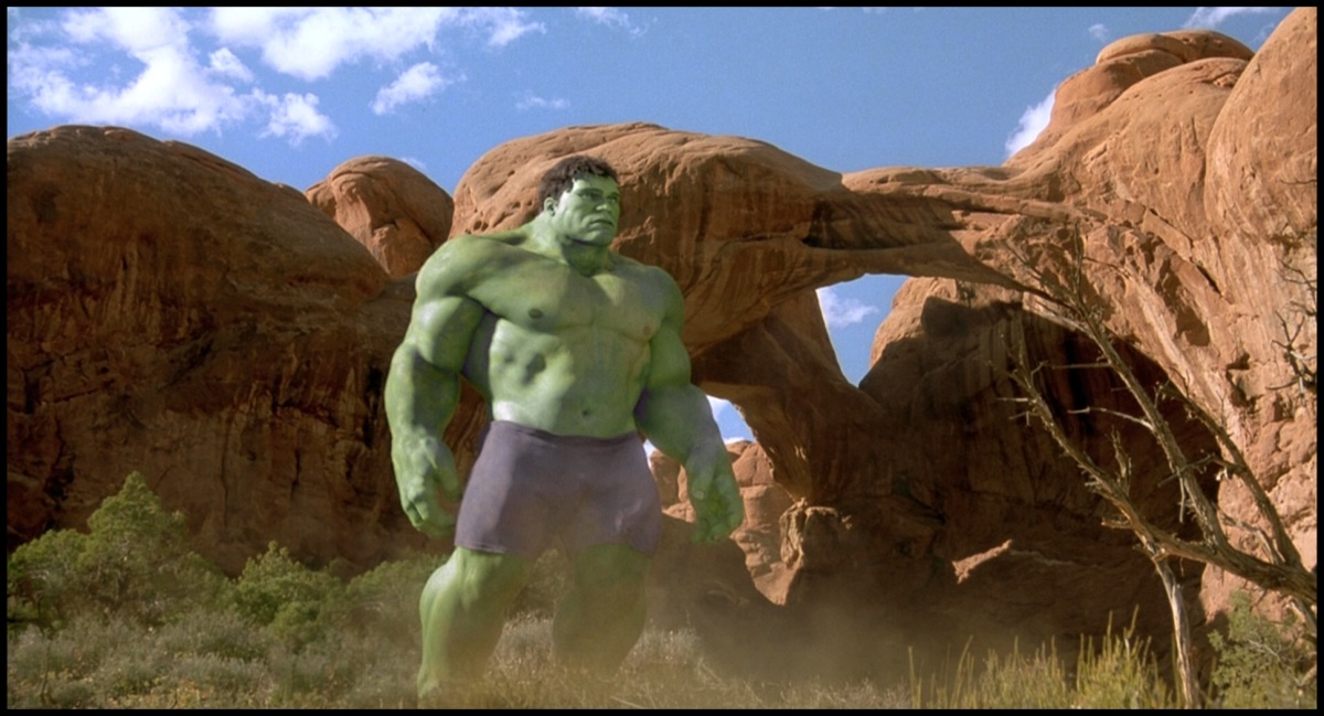 Ang Lee's Hulk, A Different Kind of Superhero Movie